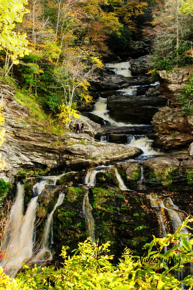 Cullasaja Falls _053-Edit