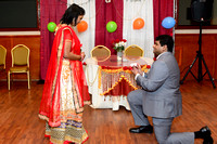 Engagement  Ceremony at Tandoor Resturant